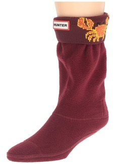 Hunter Original Crab Cuff Socks (Toddler/Little Kid/Big Kid)