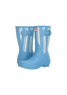 Hunter Original Garden Stripe Short Rain Boots