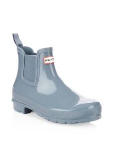 Hunter Original Glossy Chelsea Rain Boots