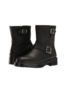 Hunter Original Leather Biker Boot