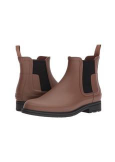 Hunter Original Refined Dark Sole Chelsea Boots