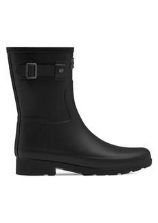 Hunter Original Refined Short Rubber Boots