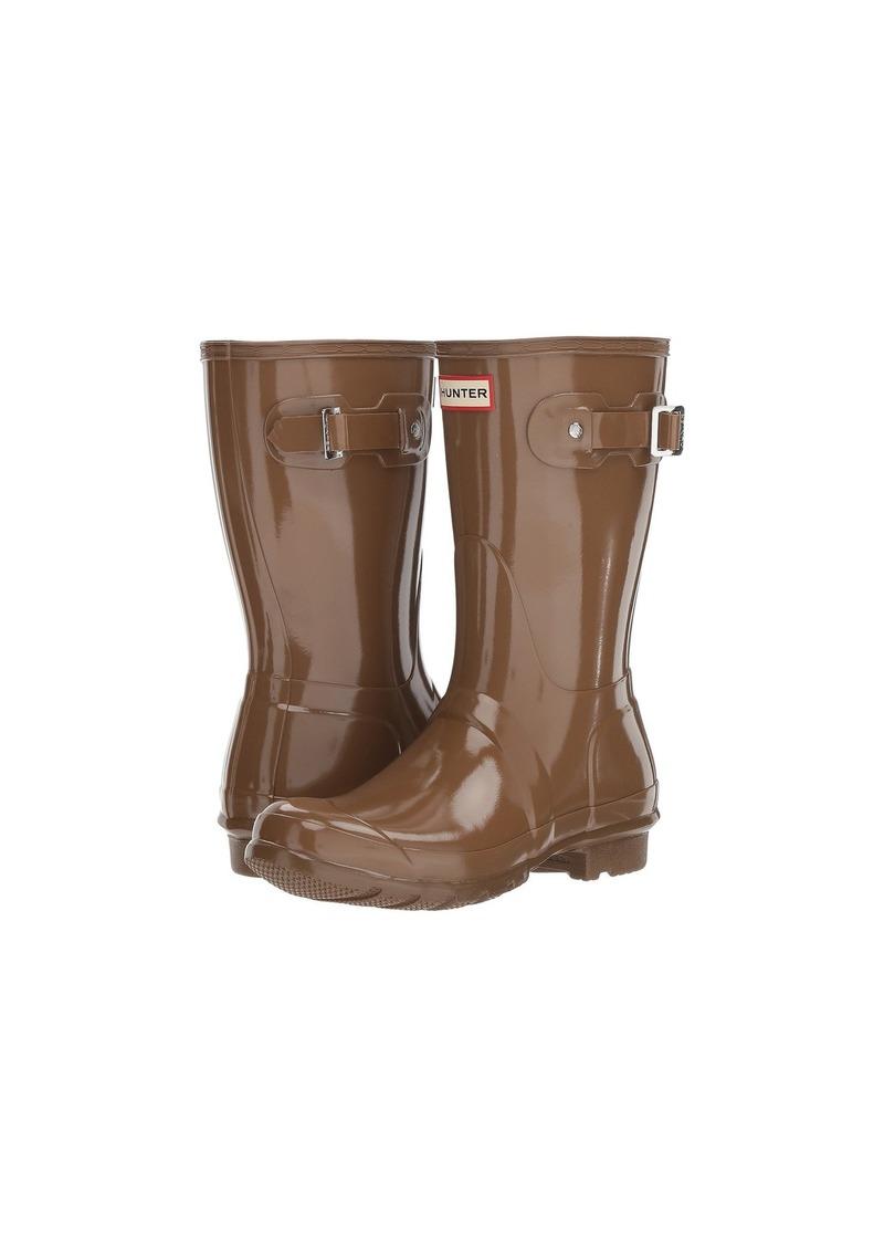 c699e46ee9bf Hunter Original Short Gloss Rain Boots