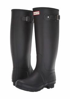 Hunter Original Tall Wide Leg Rain Boots