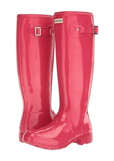 Hunter Original Tour Gloss Packable Rain Boot
