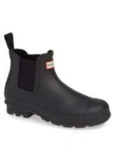 Men's Hunter 'Original' Waterproof Chelsea Rain Boot