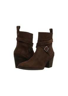 Hunter Refined Strap Boot Suede