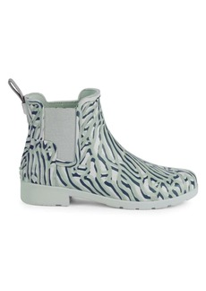 Hunter Refined Waterproof Chelsea Rain Boots