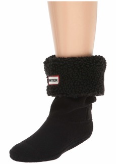 Hunter Sheepy Fleece Cuff Boot Sock (Toddler/Little Kid/Big Kid)