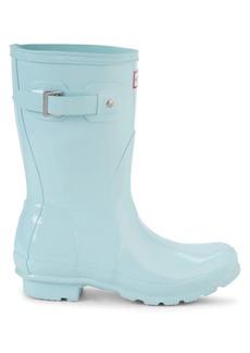 Hunter Short Rubber Rain Boots