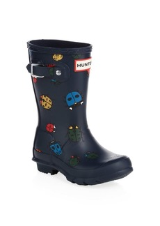Hunter Toddler's & Kid's Ladybug Rain Boots