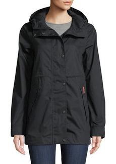 Hunter Waterproof Cotton Smock Jacket w/ Hood