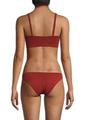 Hunza G 2-Piece Eunice Nile Bikini Set