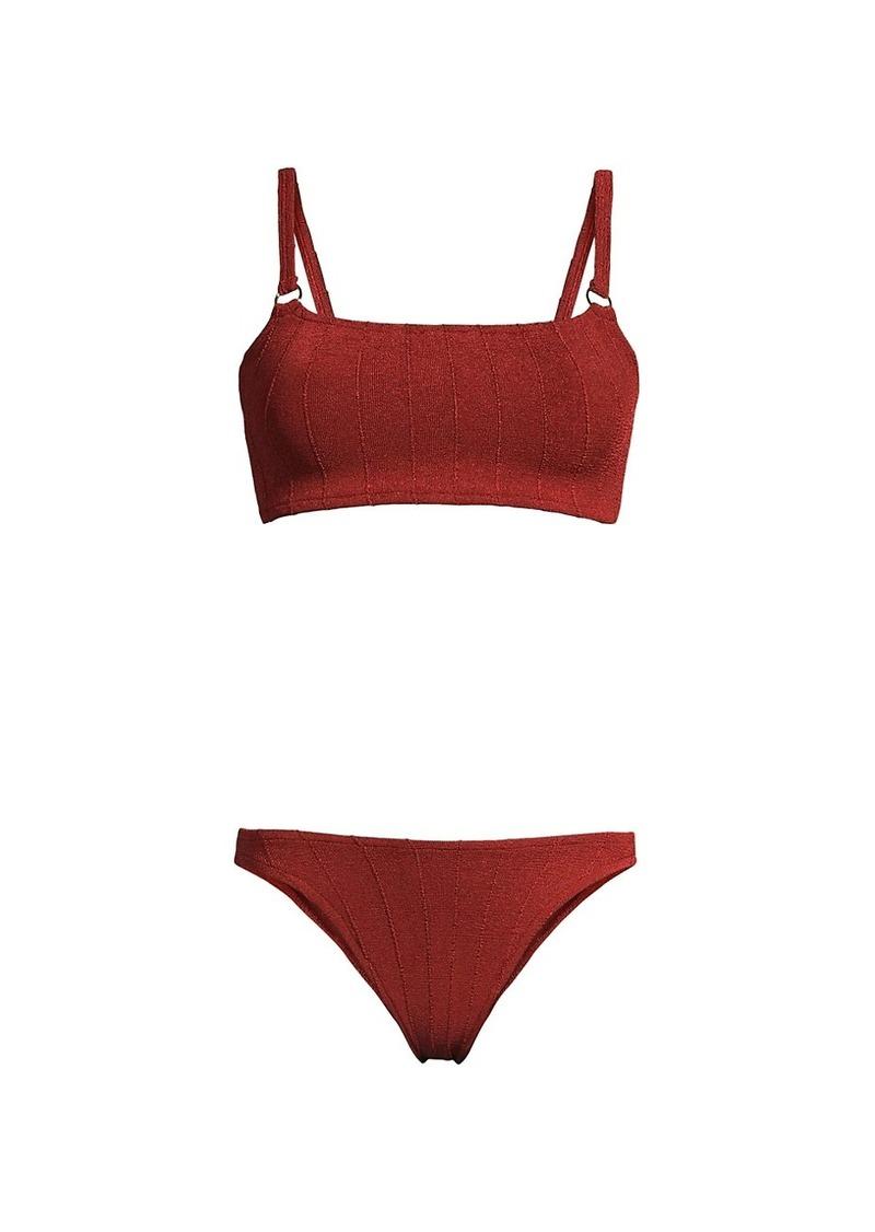 2-Piece Eunice Nile Bikini Set