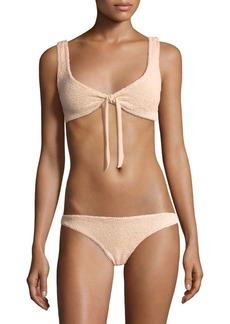 Hunza G Two-Piece Angela Bikini Set