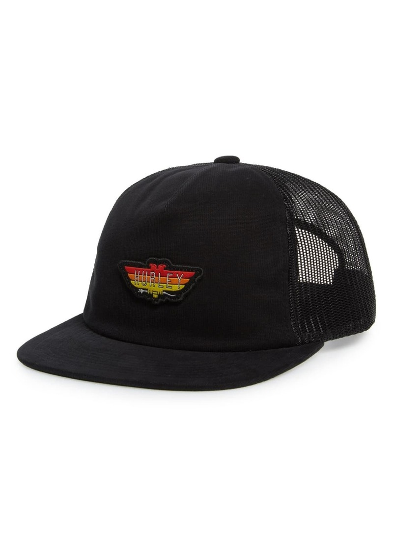 Hurley Bird Bar Trucker Hat