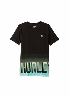 Hurley Bitmapped Tee (Big Kids)