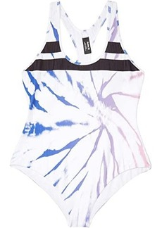 Hurley Block Party Rib Spider Royale One-Piece
