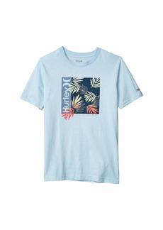 Hurley Box Print Fill Graphic T-Shirt (Big Kids)