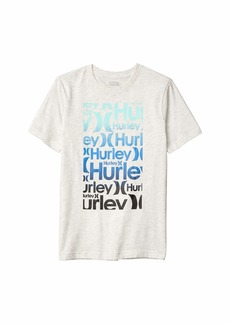 Hurley Boxed Up Graphic T-Shirt (Big Kids)