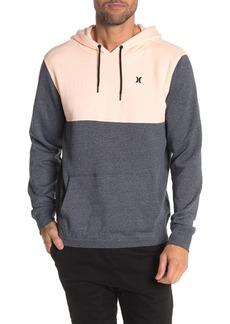 Hurley Branstad Colorblock Hooded Pullover