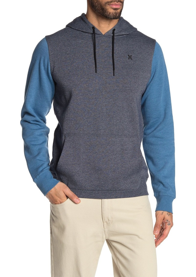 Hurley Branstad Colorblock Hooded Pullover