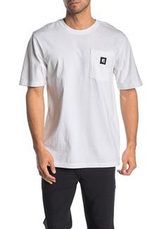Hurley Carhartt Crew Neck Pocket T-Shirt