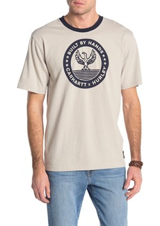 Hurley Carhartt Graphic Short Sleeve T-Shirt