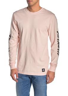 Hurley Carhartt Sleeve Text T-Shirt