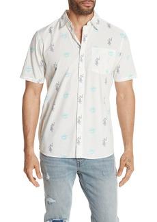 Hurley Chill Vibes Short Sleeve Shirt