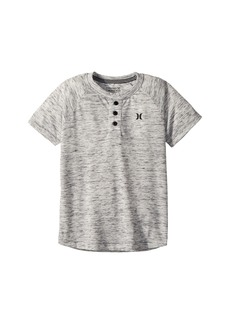 Hurley Cloud Slub Henley (Big Kids)