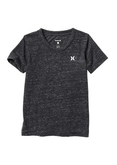 Hurley Cloud Slub Staple V-Neck Tee (Toddler Boys)