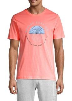 Hurley Coastal Dunes Logo T-Shirt
