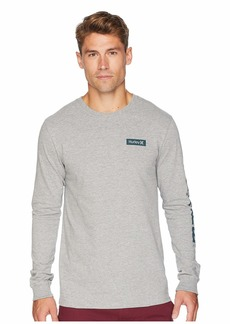 Hurley Core Arm Long Sleeve Tee
