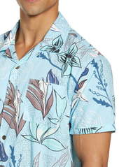 Hurley Domino Regular Fit  Hawaiian Shirt