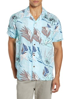 Hurley Domino Regular Fit  Hawaiian Shirt