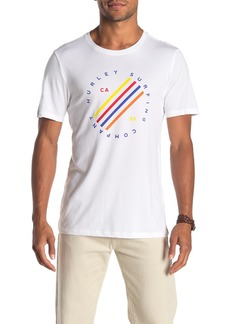 Hurley Dri-FIT Sail Bait Graphic Logo T-Shirt