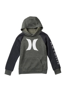 Hurley Dri-Fit Solar Icon Pullover Hoodie (Little Boys)
