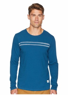 Hurley Faded Jersey Long Sleeve Knit