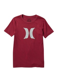 Hurley Foil Icon T-Shirt (Big Boys)