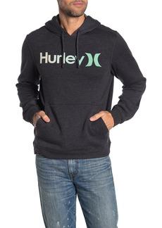 Hurley Gradient Logo Drawstring Hoodie