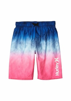 Hurley Gradient Pull-On Boardshorts (Big Kids)