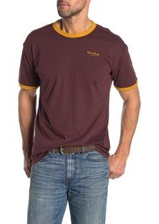Hurley Harvey Ringer Short Sleeve T-Shirt