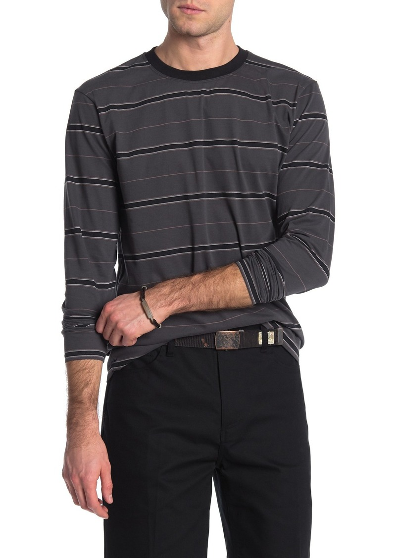 Hurley Harvey Stripe Knit T-Shirt