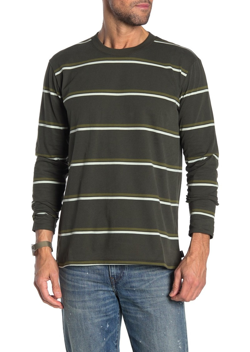 Hurley Harvey Stripe Knit T-Shirt