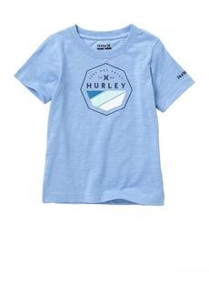 Hurley Hasher Tee (Toddler Boys)