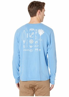 Hurley Heavy Shred Long Sleeve