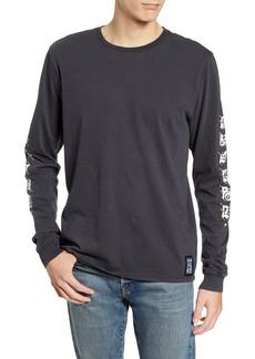 Hurley Heavyweight Cryptik Mana Long Sleeve T-Shirt