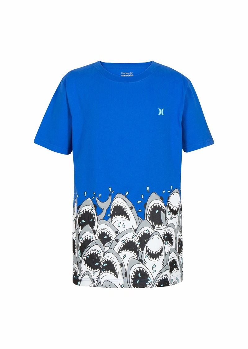 Hurley Big Boys' Character T-Shirt  S