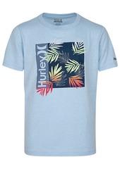 Hurley Big Boys Filled Box Logo T-Shirt